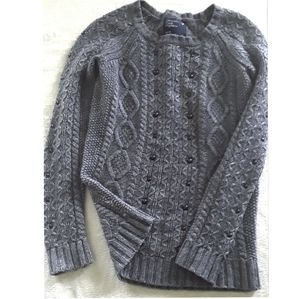 AE Outfitters Studded Sweater